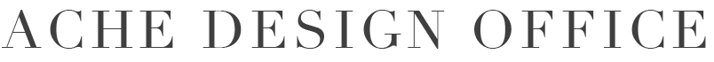ACHE DESIGN OFFICE/ アッシュデザインオフィス ロゴ